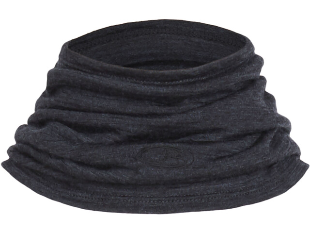 Icebreaker Flexi Half Chute Neckwear, zwart